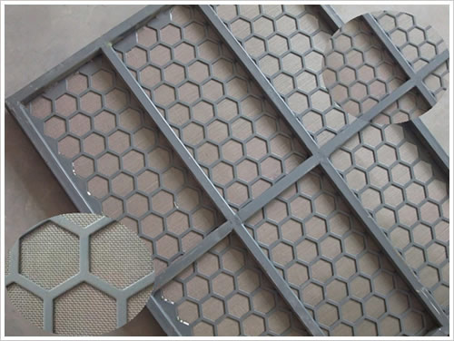 Framed Wire Mesh Screen for Drilling Mud Solid Control