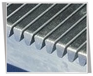 Profile Wire Designed Panel Sieves