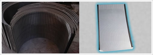 Stainless Steel Sieves for Sugar Milling